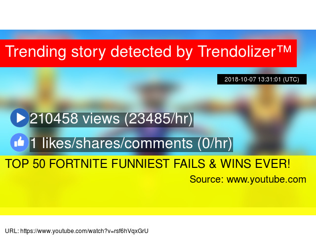 Image of: Subscribers Hackread Top 50 Fortnite Funniest Fails Wins Ever